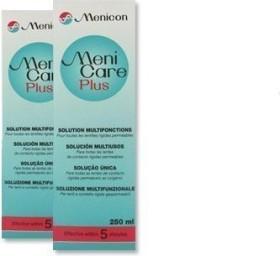 Menicon MeniCare Plus All-in-one-solution, 500ml (2x 250ml)