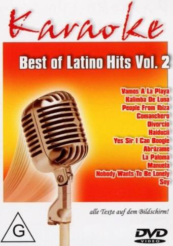 Karaoke: Best Of Latino Hits 2 -- via Amazon Partnerprogramm