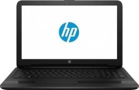 HP 15-ay045ng Jack Black, Core i3-5005U, 4GB RAM, 128GB SSD, DE (X5Z22EA#ABD)