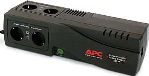 APC Back-UPS ES 325VA power strip (BE325-GR)