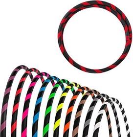 Hoopomania Fitness Hoop Gymnastikreifen 100cm rot