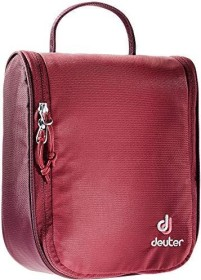 Deuter Wash Center I 2020 cranberry-maroon (3900420-5528)