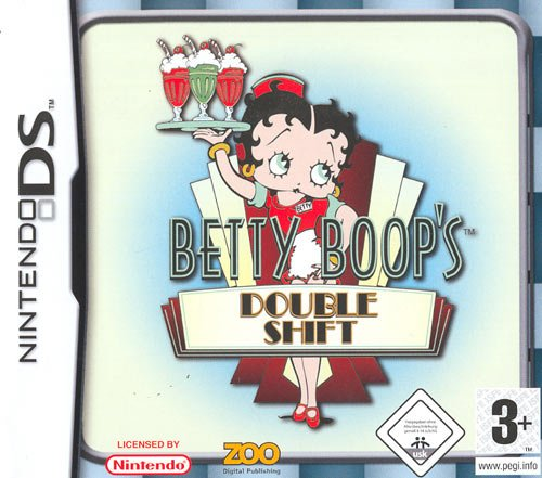 Betty Boop - Double Shift (deutsch) (DS) -- via Amazon Partnerprogramm