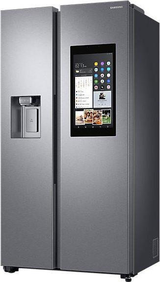 Samsung Rs68n8941sl Side By Side Ab 2229 2019 Preisvergleich
