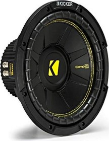 "Kicker 10"" Comp 4 Ohm (CWCD104)"