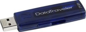 Kingston DataTraveler 100 blau 2GB, USB-A 2.0 (DT100B/2GB)