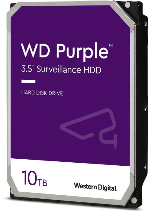 Western Digital WD Purple 10TB, SATA 6Gb/s (WD101PURZ)