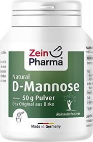 Natural D-Mannose Pulver, 50g