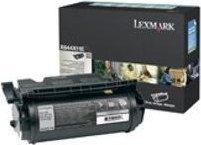 Lexmark Return Toner X644X11E black
