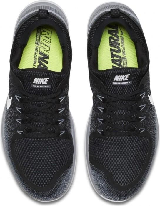 Nike Free RN Distance 2 blackcool greydark greywhite (Herren) (863775 001) ab € 131,00