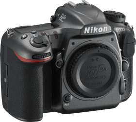 Nikon D500 grau Gehäuse 100 Jahre Jubiläumsedition (VBA481BE)