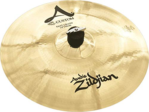 "Zildjian A Custom Series almost crash 14"" (A20536) -- via Amazon Partnerprogramm"