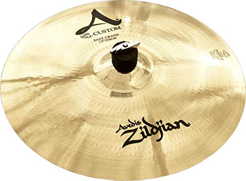 "Zildjian A Custom Series Fast Crash 15"" (A20531)"
