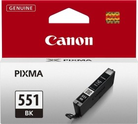 Canon ink CLI-551BK black (6508B001)