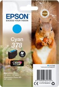 Epson Tinte 378 cyan (C13T37824010)