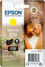 Epson Tinte 378 gelb (C13T37844010)