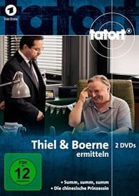 Tatort Münster: Thiel/Börne Box Vol. 1 (DVD)