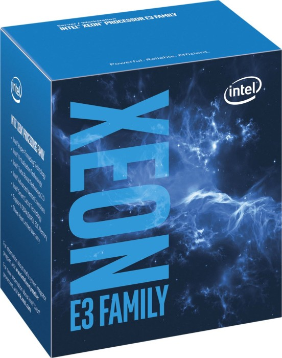 Intel Xeon E3-1220 v6, 4x 3.00GHz, boxed (BX80677E31220V6)