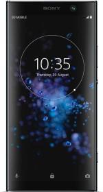 Sony Xperia XA2 Plus Dual-SIM schwarz