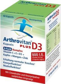 Arthrovitan Plus capsules, 60 pieces