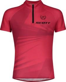 Scott RC Pro Trikot kurzarm lollipop pink/black (Junior) (275361-6470)