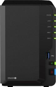 Synology DiskStation DS220+ 6TB, 2GB RAM, 2x Gb LAN