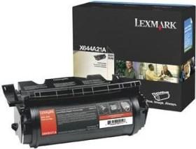 Lexmark Toner X644A21E black
