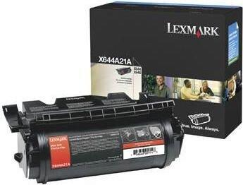 Lexmark X644A21E Toner schwarz -- via Amazon Partnerprogramm