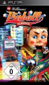 Williams Pinball Classics (PSP)