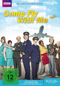 Come Fly With Me Season 1 (DVD)