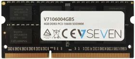 V7 SO-DIMM kit 4GB, DDR3-1333, CL9 (V7106004GBS)