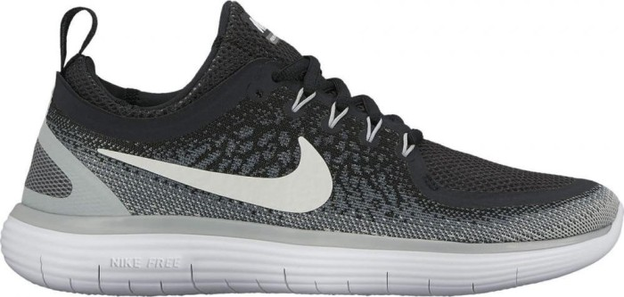 Nike Free RN Distance 2 black/cool grey/dark grey/white (Damen)  (863776-001) ab € 75,00