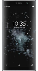 Sony Xperia XA2 Plus Dual-SIM silber