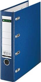 Leitz Plastik-Doppelordner 75mm, blau (10120035)