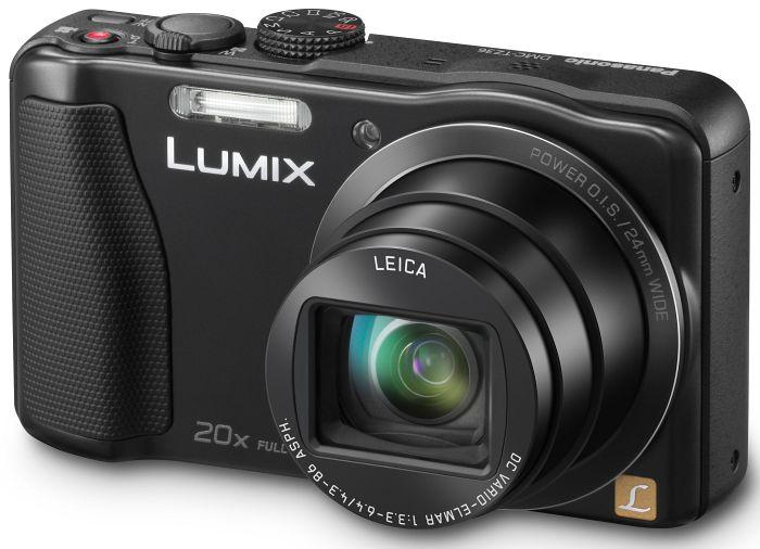 Panasonic Lumix DMC-TZ36 schwarz