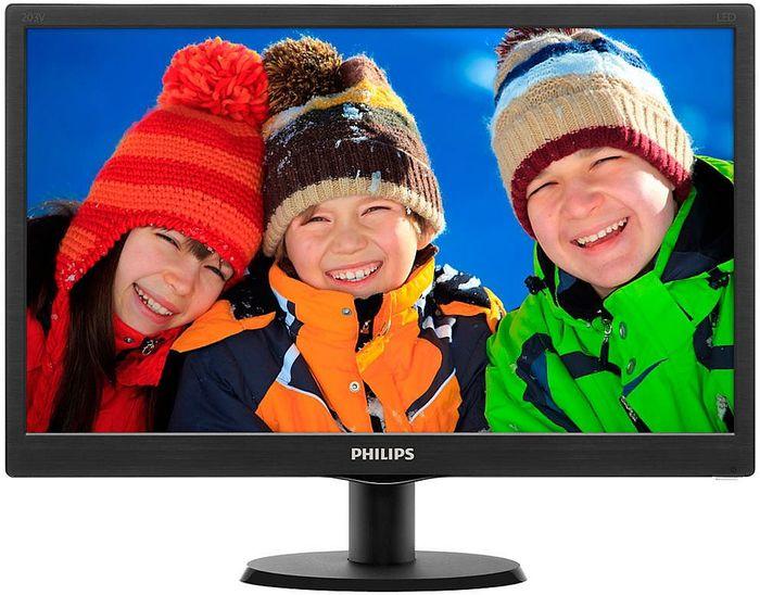"""Philips V-line 203V5LSB26, 19.5"""""""