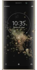 Sony Xperia XA2 Plus Dual-SIM gold