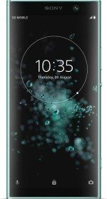 Sony Xperia XA2 Plus Dual-SIM grün