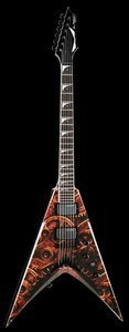 Dean Guitars Dave Mustaine Gears of War V