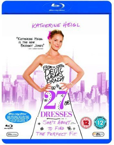 27 Dresses (Blu-ray) (UK) -- via Amazon Partnerprogramm