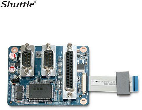 Shuttle PCL69 Seriell-/Parallelport-Adapter für XPCs (POA-PCL69)