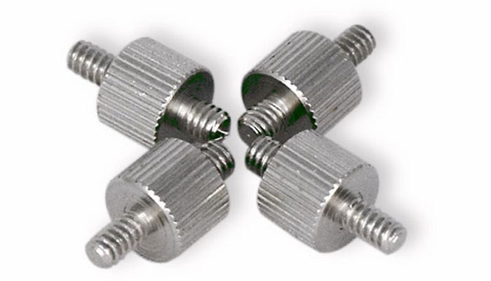 Thermalright LGA 2011 adapter-screws for Bolt-Thru kit (socket 2011) (100700552) -- © pc-cooling.de
