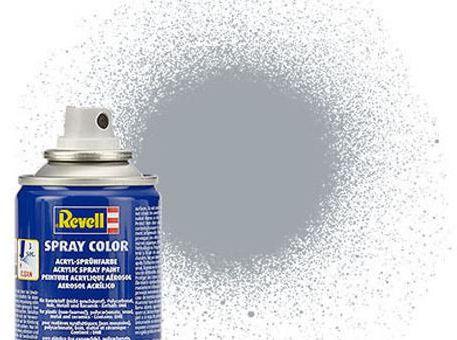 Revell Spray Color silber, metallic (34190)