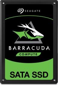 Seagate BarraCuda SSD 500GB, SATA, Retail (ZA500CM1A002)