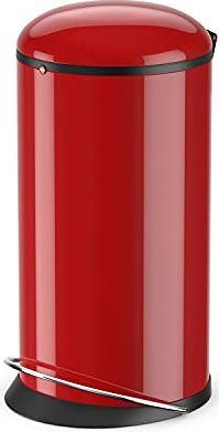 Hailo Harmony L garbage can red (0531-040)