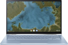 ASUS Chromebook Flip C433TA-AJ0057 Silver Blue (90NX02G1-M00580)