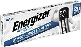Energizer Ultimate Lithium Mignon AA, 10er-Pack