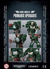 Games Workshop Warhammer 40.000 - Upgrades: Dark Angels Primaris (99070101036)