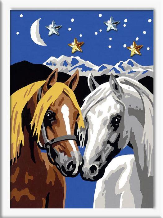 Ravensburger Malen Nach Zahlen Pferdeliebe 27970