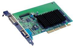 Elsa Gladiac 511DVI, GeForce2 MX/400, 32MB, DVI-I, AGP, bulk (60376)